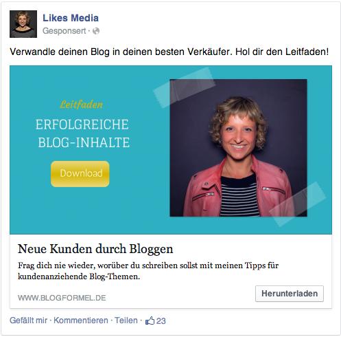 facebook-lead-anzeige