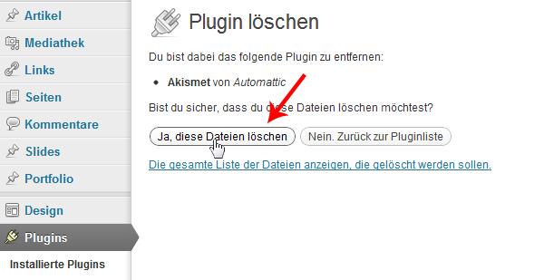 wordpress-plugin-loeschen-bestaetigung