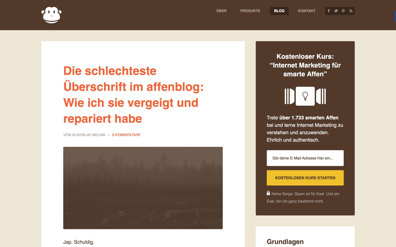 blog design 2014