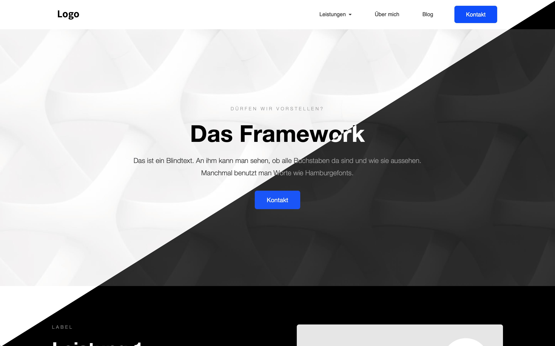 Neues Theme-Framework 🎉