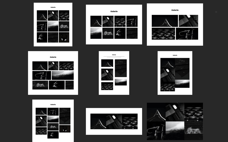 Neues Galerie-Element + 15 passende Bausteine online! 🎉
