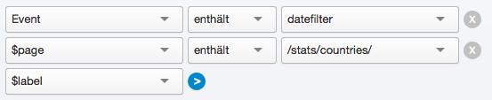 Segmentation Eigenschaften Beispiel Datefilter