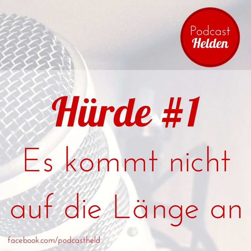 Was ist die optimale Mindestlänge deines Podcasts?