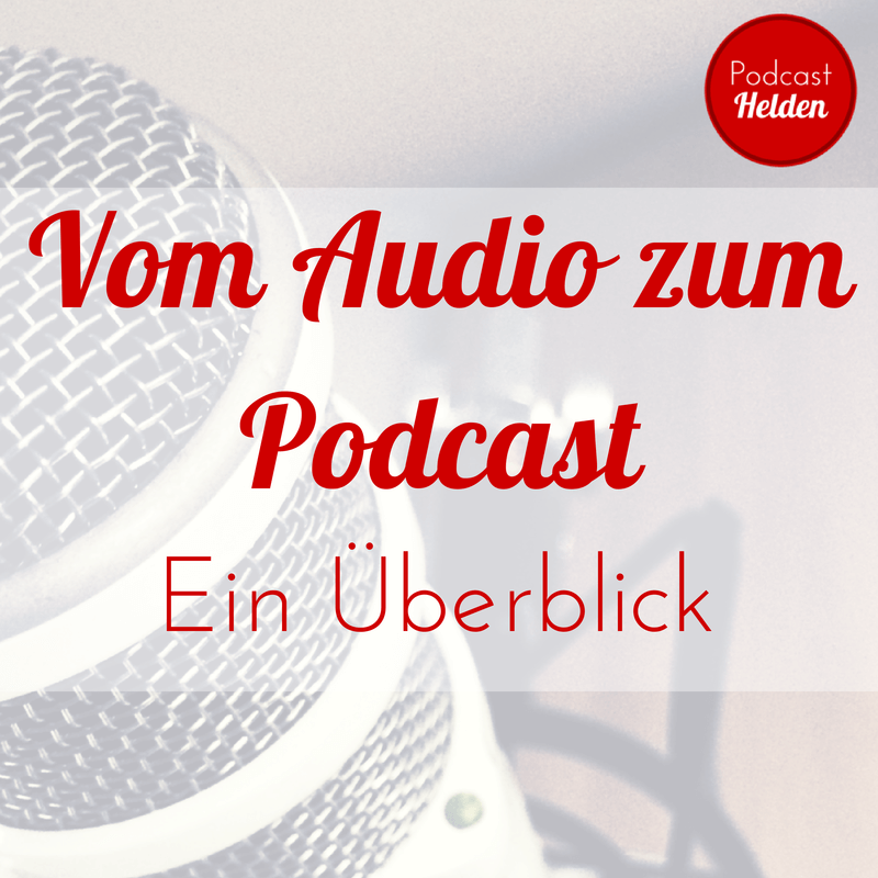 [Video] Vom Audio zum Podcast