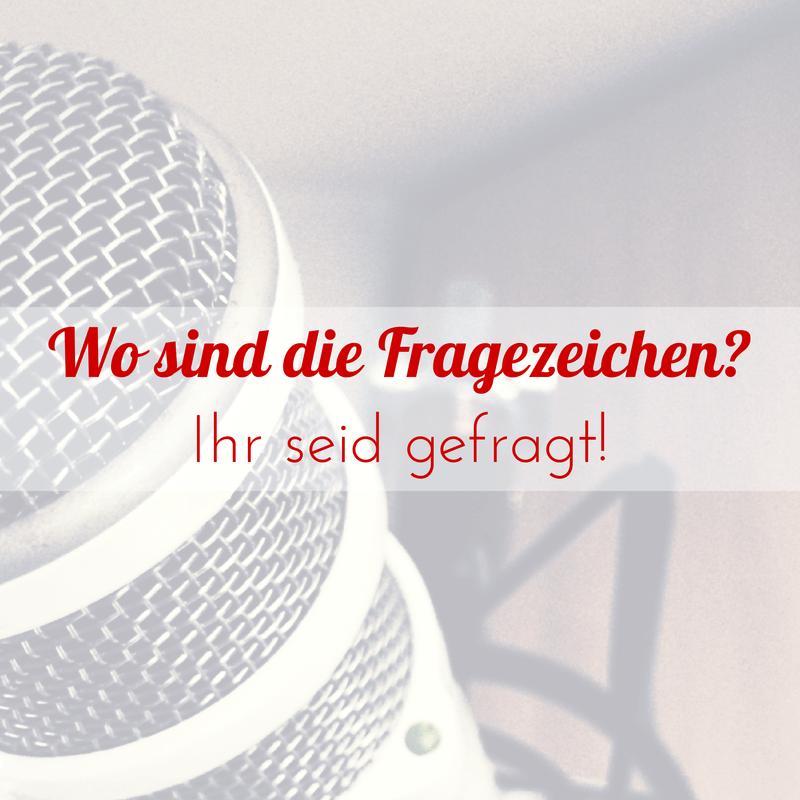 [Umfrage] Wo sind beim Start als Podcaster die meisten Fragezeichen?