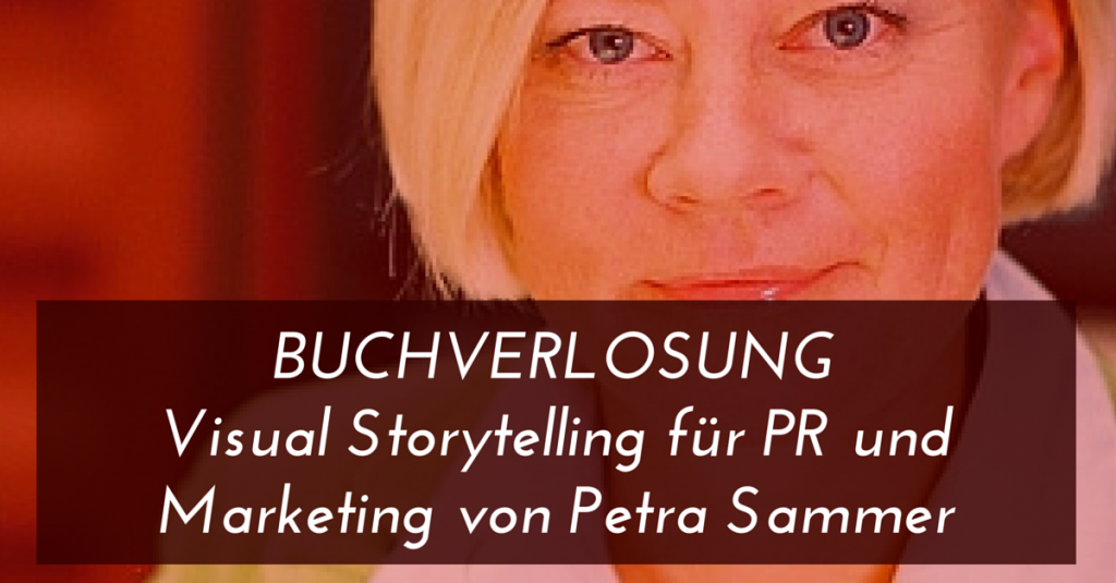 Buchverlosung: Visual Storytelling in PR und Marketing