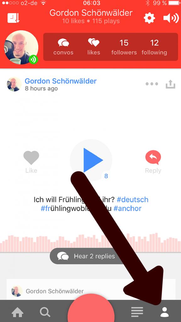 Anchor - Profil