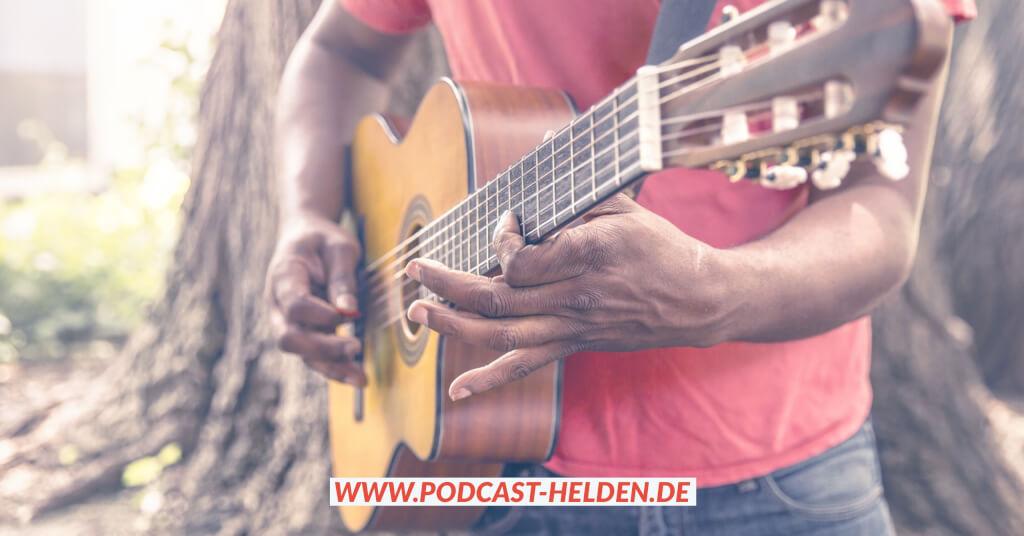 Musik im Podcast: Warum du höllisch aufpassen musst, welche Musik du nimmst
