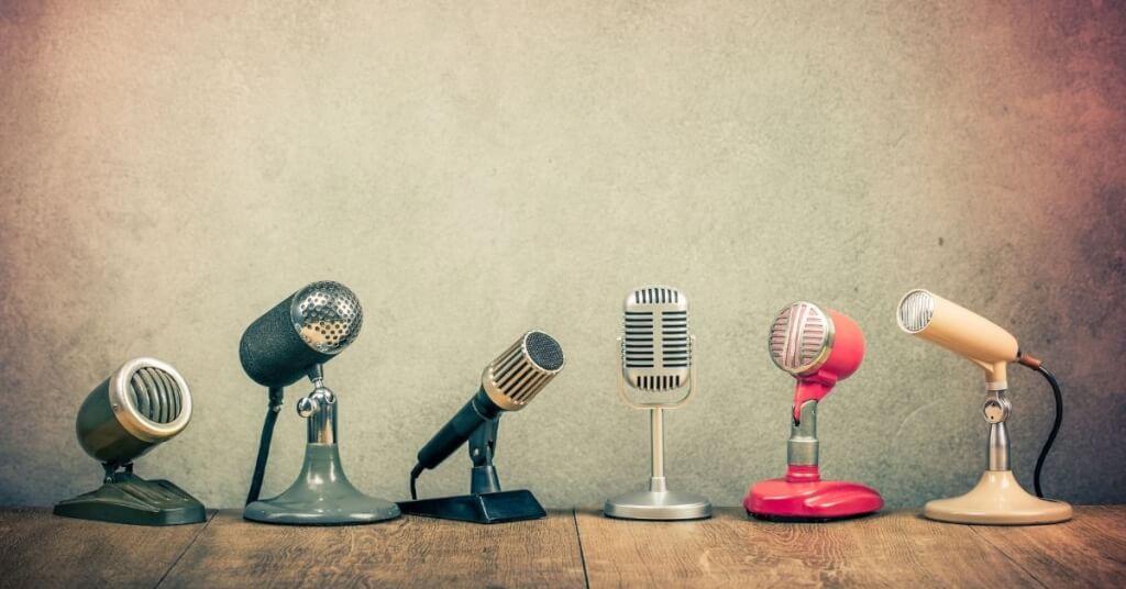 Podcast-Mikrofon: Mit diesen Empfehlungen kannst du nichts falsch machen