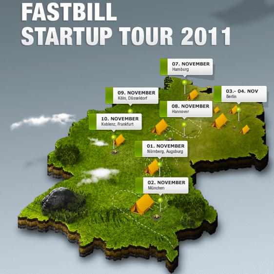 Team, Glaube und ein sehr gutes Produkt – Das Erfolgsrezept deutscher Startups nach der Startup Tour 2011