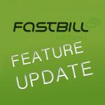 Feature-Update bei FastBill: Jetzt mit Netto-Schalter, neuen Nummernkreisen, PayPal-Erweiterungen und Lieferadressen