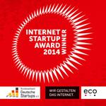 FastBill erhält Internet Startup Award 2014 für erfolgreiches Bootstrapping