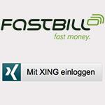 Login mit Xing – Der komfortable & sichere Login für FastBill ist da