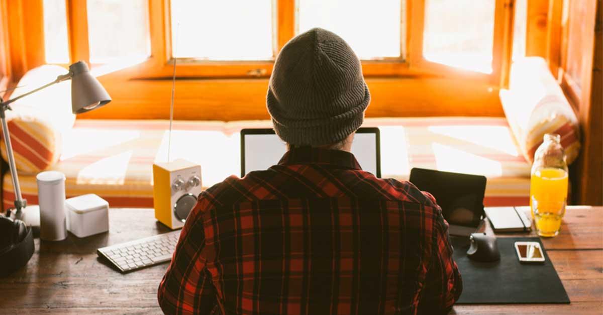home office vorteile nachteile beim arbeiten von zuhause. Black Bedroom Furniture Sets. Home Design Ideas