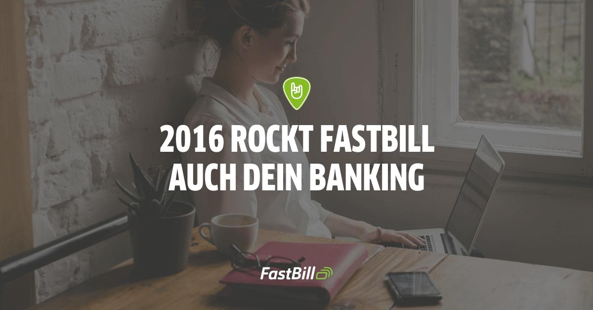FastBill Banking kommt! Anmeldung zur Beta geöffnet