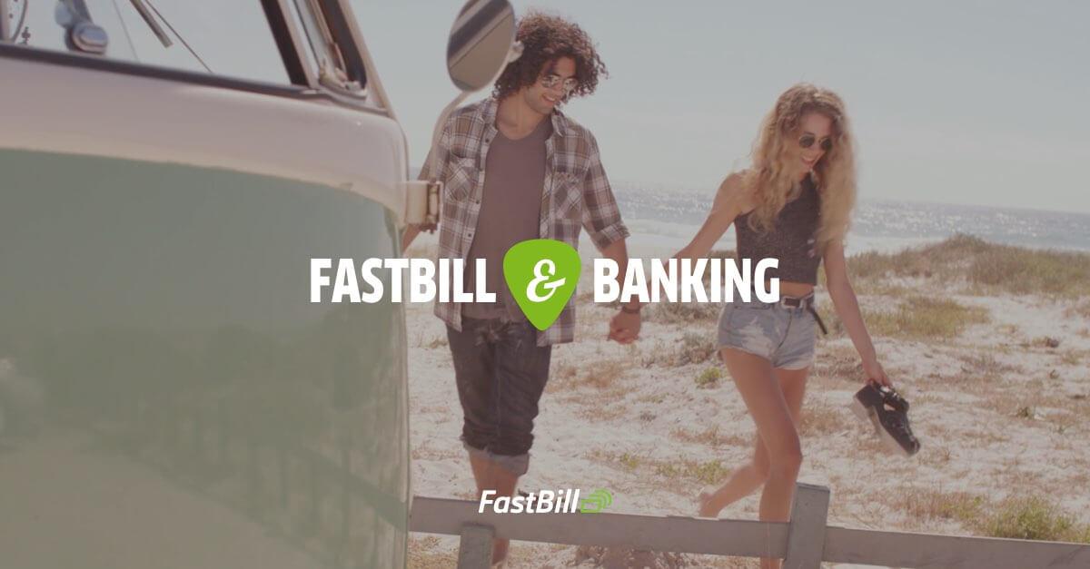 Online Banking in FastBill – Endlich vereint, was zusammen gehört