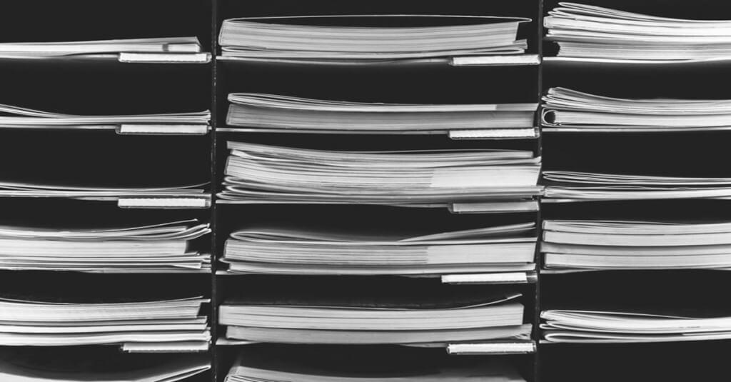 Aufbewahrungsfristen für Geschäftsunterlagen: Wann kann was weg?