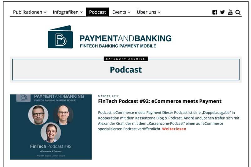 PaymentandBanking - Finanzblog rund um Banking und Payment