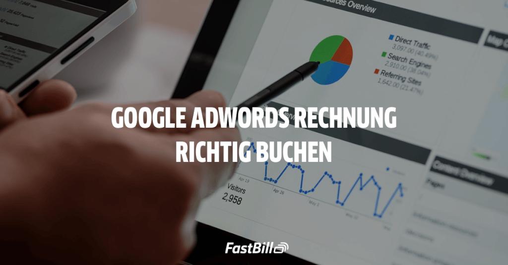 Warum stimmt die Google Adwords Rechnung nicht mit der Zahlung überein?