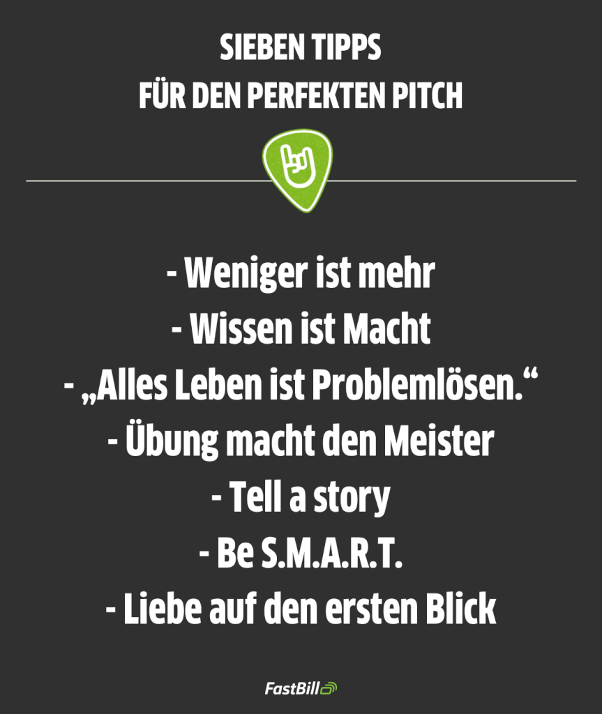 pitch tipps
