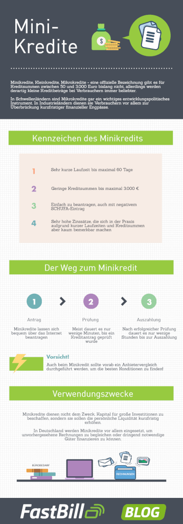 Infografik Minikredit