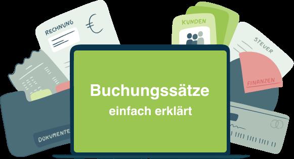 Buchungssätze – Definition und Anwendung