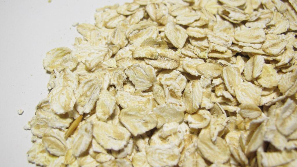 Gemüseburger Rezept mit Haferflocken