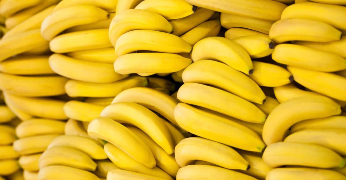 Die Banane: Kalorien, Nährwerte und Vitamine