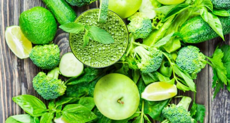 10 basische Lebensmittel, die du regelmäßig essen solltest