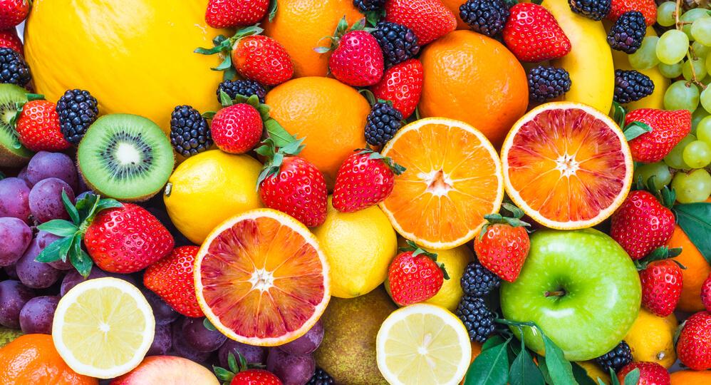 Obst - das optimale Nahrungsmittel