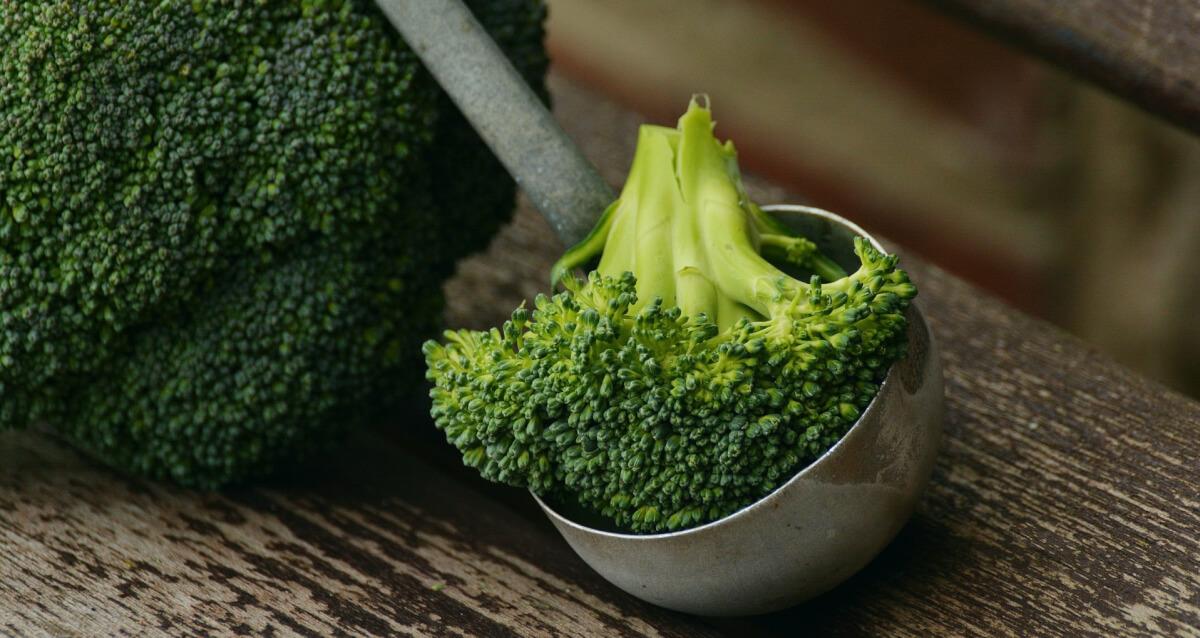 Brokkoli - tonnenweise Nährstoffe & kaum Kalorien