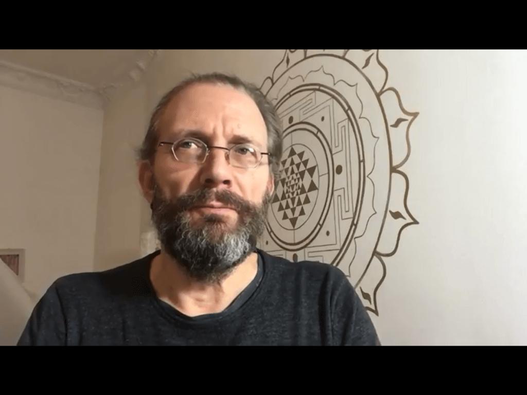 Klimawandel Meditation
