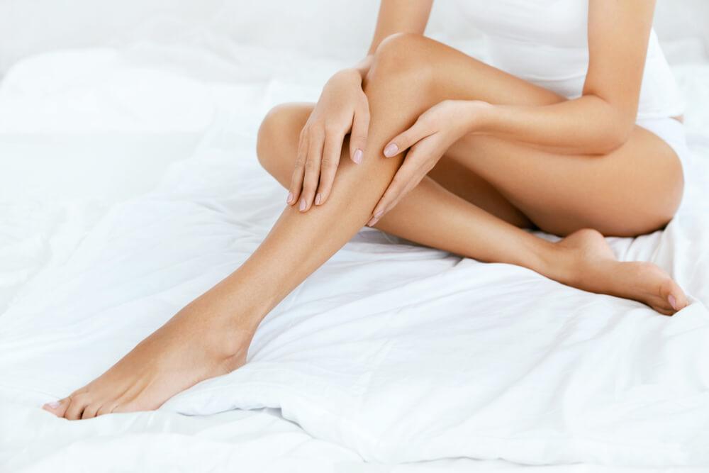 Alles für eine gesunde Haut und schöne Beine