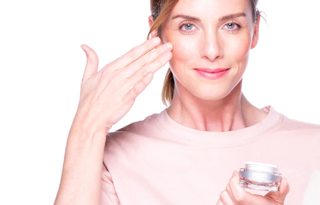 Hautpflege mit Mikroalgenextrakten der Spirulina platensis