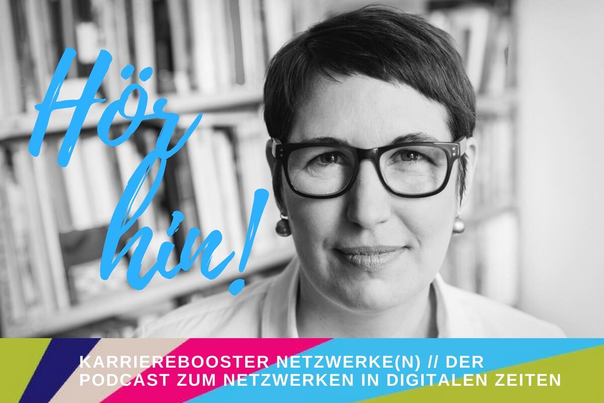 Karrierebooster Netzwerke(n) ||| Der Podcast