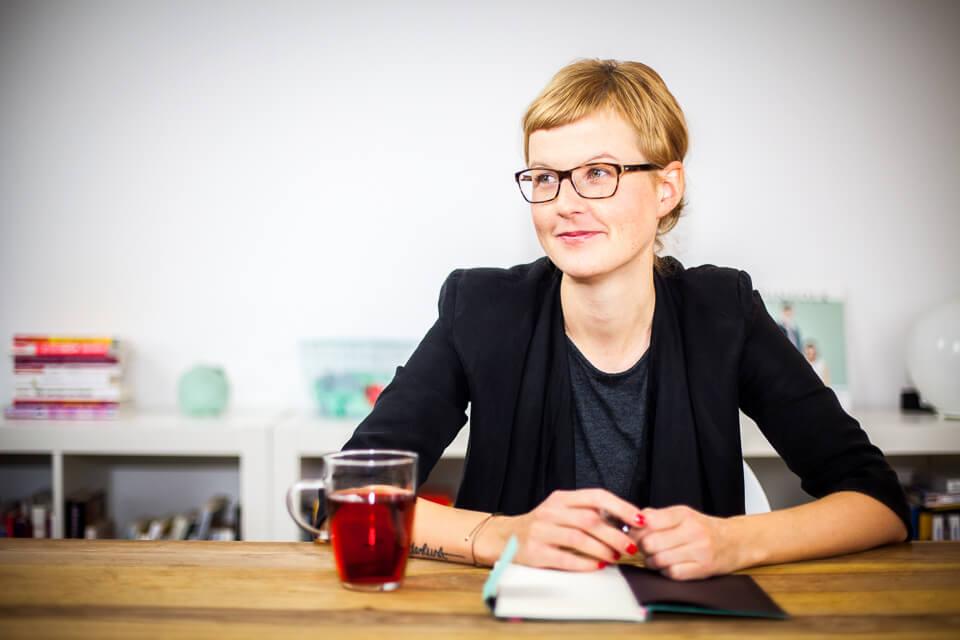 Katja Thiede von juggleHUB: