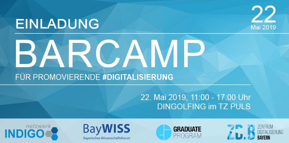 #digicampbayern BarCamp