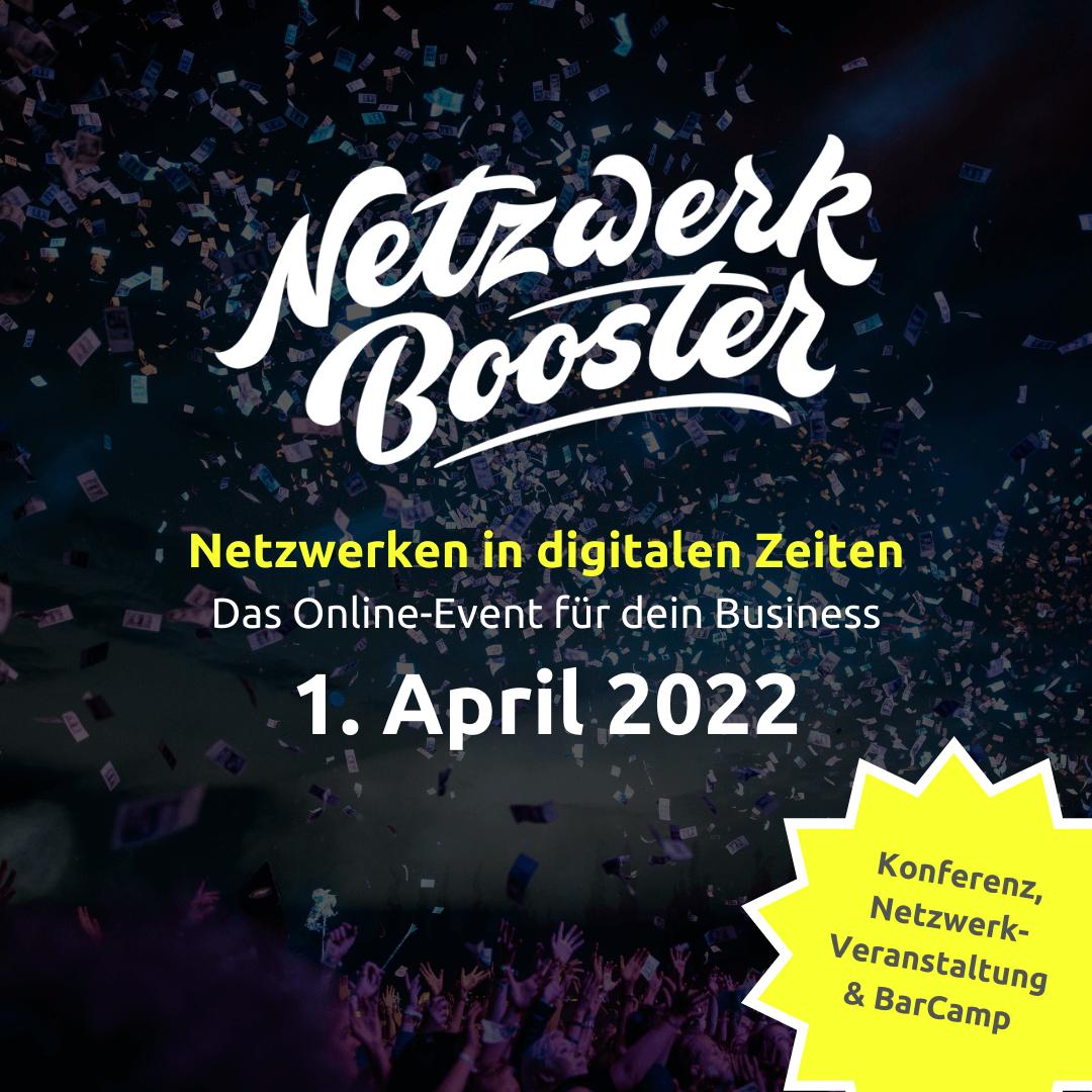 Netzwerkbooster-Event 2022