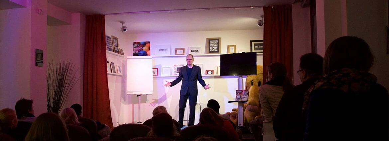 Wie Sie Konflikte meistern. Neue Trainings und Vorträge von Axel Maluschka