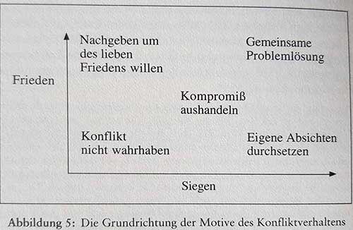 Konflikttypen Hedwig Kellner
