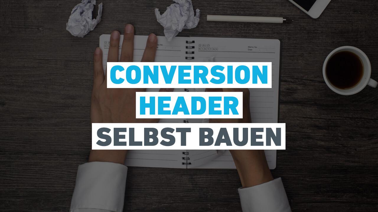 conversion-header-selbst-bauen