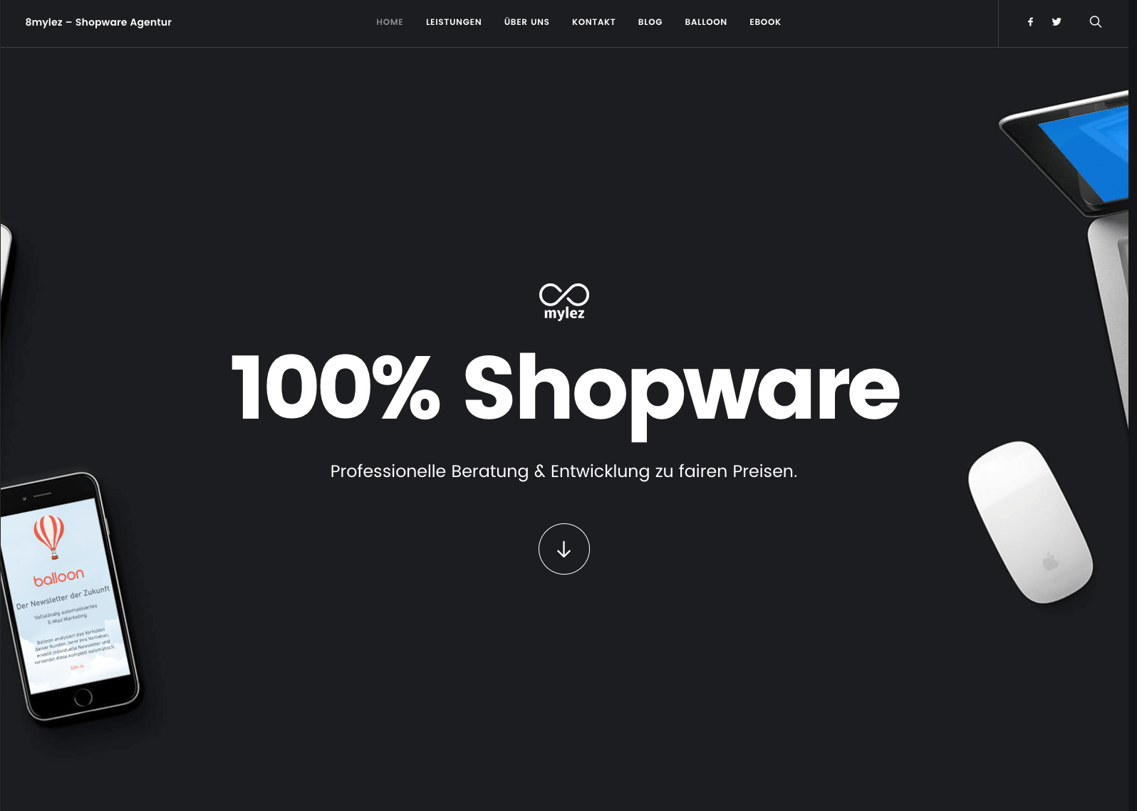 8mylez Shopware Agentur