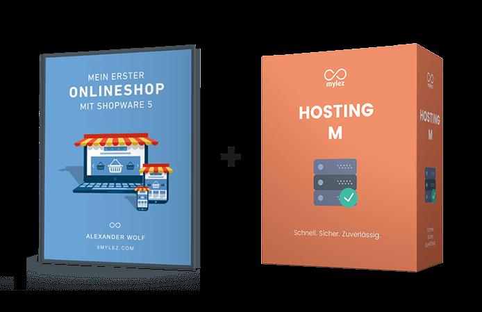 shopware tutorial ebook und hosting