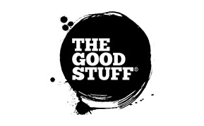 the goodstuff logo sw referenz