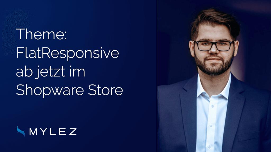 Theme: FlatResponsive ab jetzt im Shopware Store