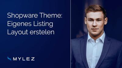 Shopware Theme: Eigenes Listing Layout erstellen