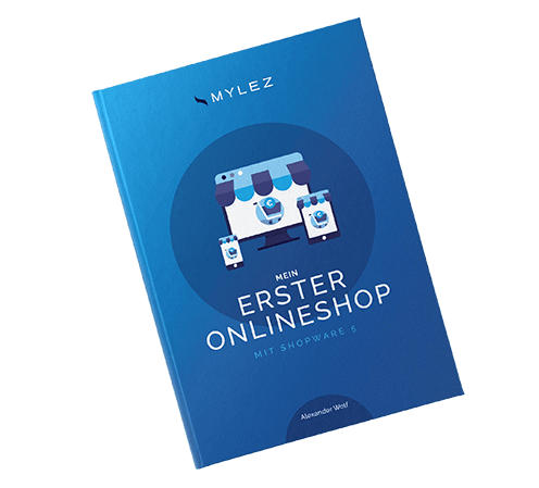 shopware tutorial ebook mockup