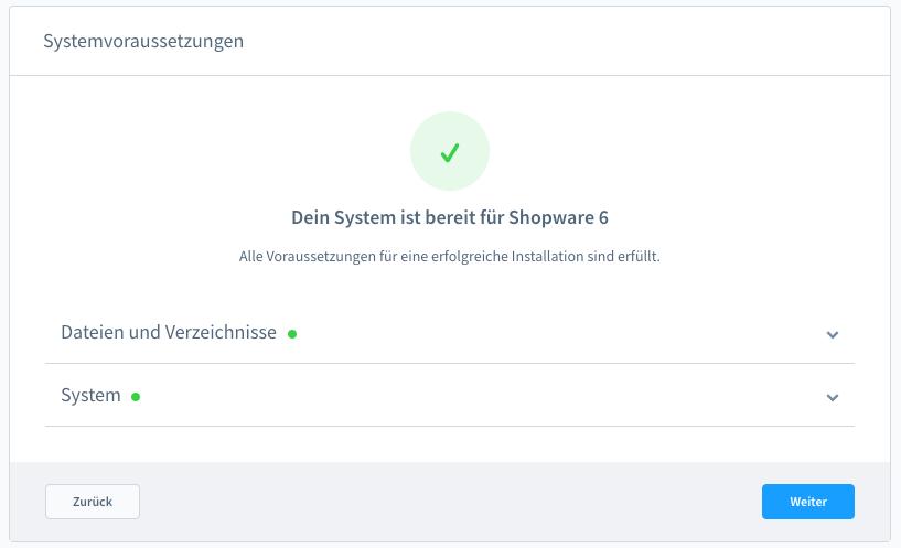 Shopware6Systemvorrausetzungen