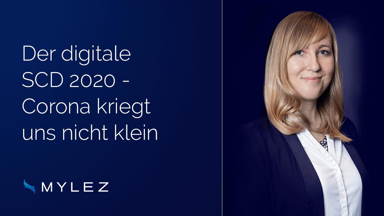 Der digitale SCD 2020 - Corona kriegt uns nicht klein