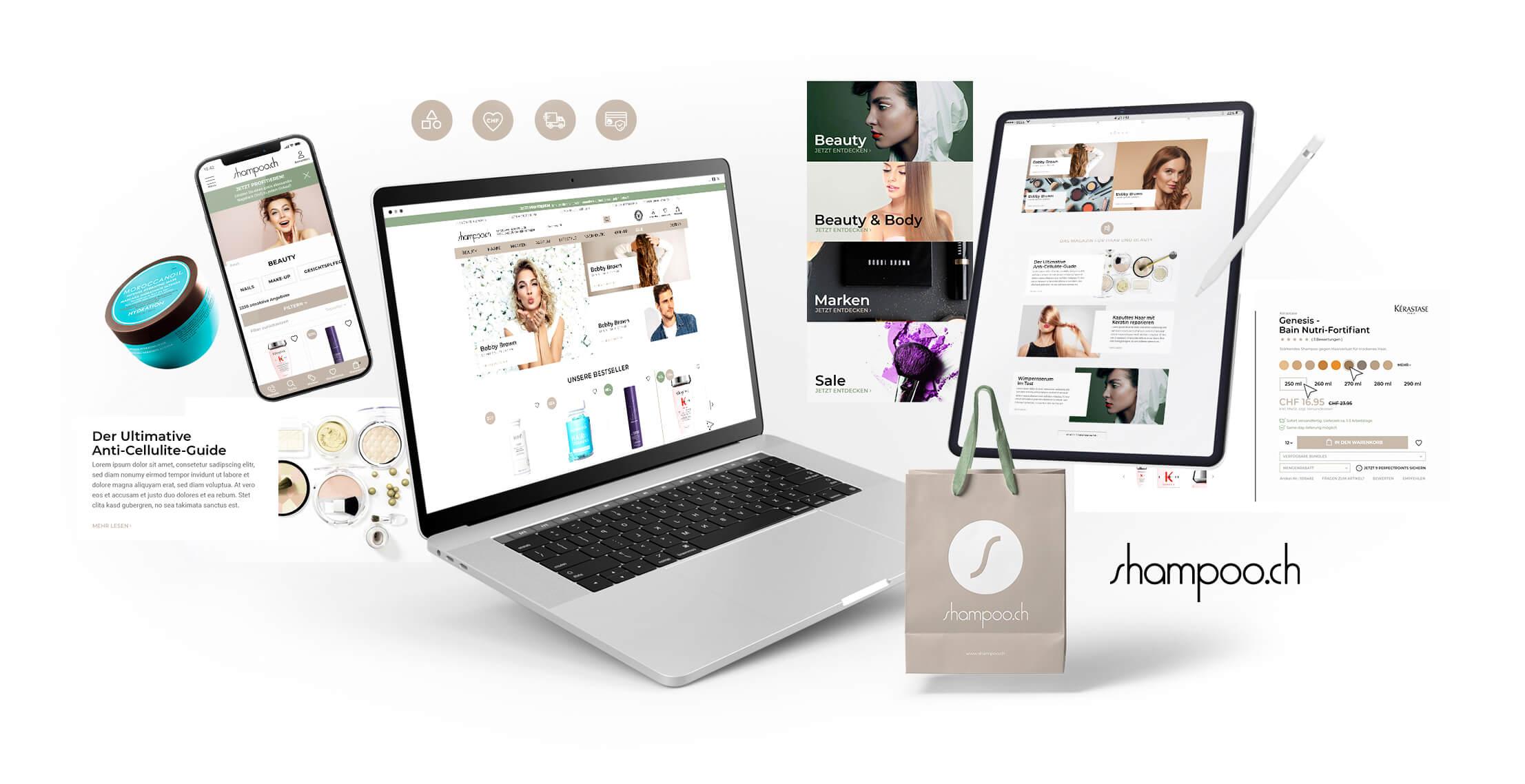 shopware frontend darstellung